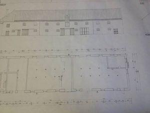 Gut Graßlfing Bauplan