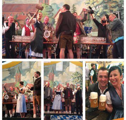 Ochinger Weiße auf dem Olchinger Volksfest