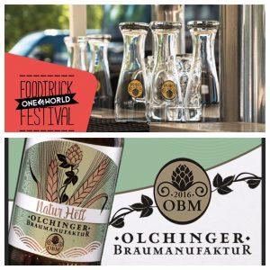 One World Food Truck Festival Olchinger Braumanufaktur