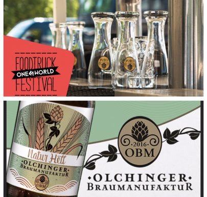 One World Food Truck Festival Olchinger Braumanufaktur