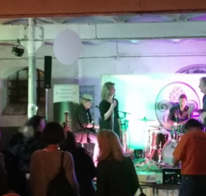 Siebte Olchinger Musiknacht in der Olchinger Braumanufaktur eröffnet