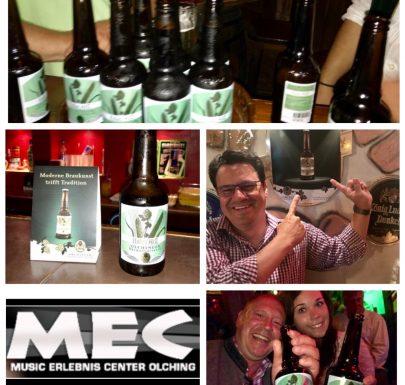 OBM Bier im Music Erlebnis Center
