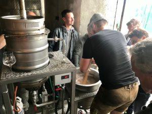 Bier brauen bei der Olchinger Braumanufaktur