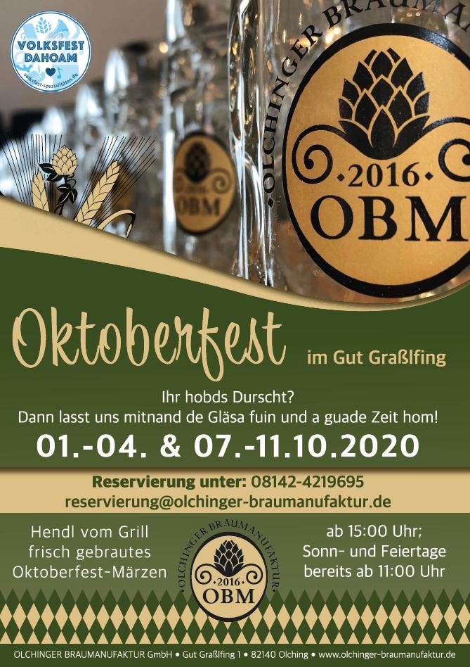 OBM Oktoberfest im Gut Graßlfing