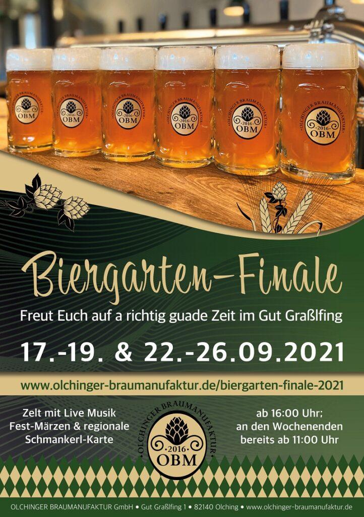 OBM Biergarten-Finale 2021